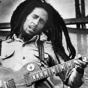 Bob Marley em foto de 1979 (AP)