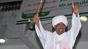 Rais bashir wa Sudan