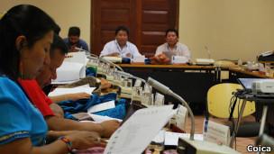 Coica - Coordenação das Organizações Indígenas da Bacia Amazônica)