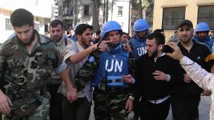 انفجار مهیب، هفتاد نفر را در شهر حماة سوریه کشت