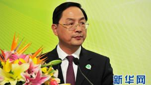 中国商务部副部长蒋耀平