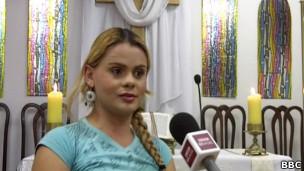Josiane de Sousa | Foto: BBC