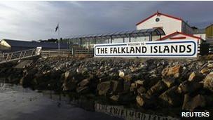 Islas Malvinas/Falklands