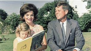 Jacqueline e John Kennedy / AP