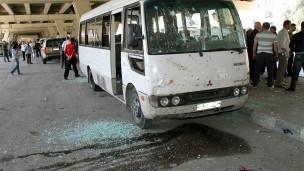 Bom di Damaskus