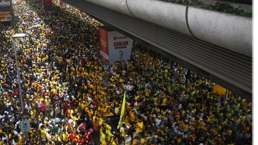 Protes di Malaysia