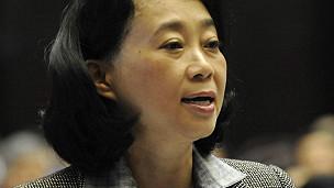 Bà Đặng Thị Hoàng Yến