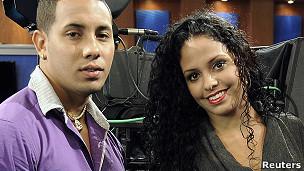 Javier Nuñez y Analin de la Rua