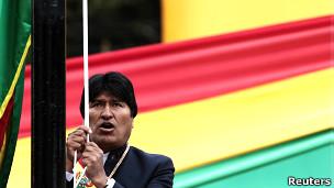 Evo Morales | Foto: Reuters
