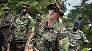 Militar estadounidense