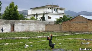 Esconderijo de Bin Laden no Paquistão