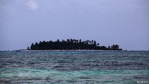 Johnny Key, parte del archipiélago de San Andrés y Provicencia