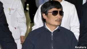 Chen Guangcheng (Reuters)