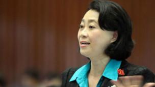 Bà Đặng Hoàng Yến