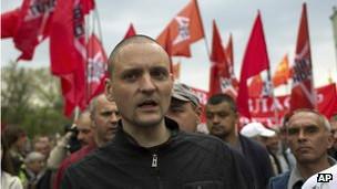 سرگی آدالتسو فعال روسی