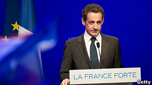 Tổng thống mãn nhiệm Sarkozy thừa nhận thất bại