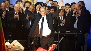 Tân Tổng thống Pháp Francois Hollande