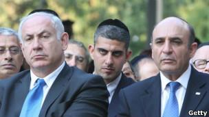 موفاز و نتانیاهو