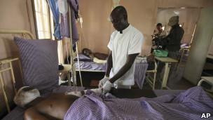 Médicos de Nigeria