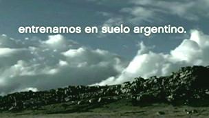 Anuncio Malvinas/Falklands