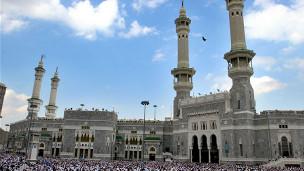 Mji wa Mecca