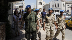 Pengawas PBB di Suriah
