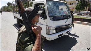 ناظران صلح سازمان ملل در سوریه