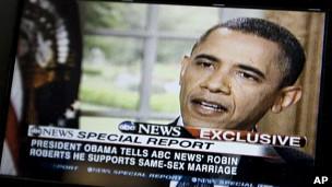 Obama fala à ABC | Foto: AP