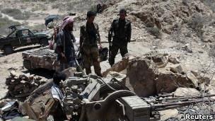 Efectos de la violencia en Yemen