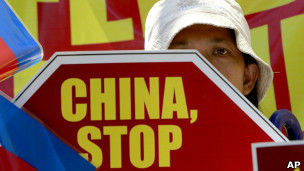 Biểu tình của người Philippines chống Trung Quốc