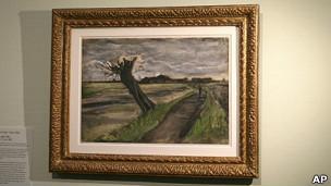 Nuevo cuadro de Van Gogh en Amsterdam