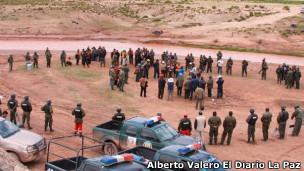 Alberto Valero, El Diario (La Paz)