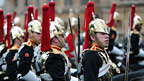 Soldiers from the Household Cavalry