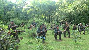 Pemberontak Maoist di India