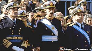 Junta Militar argentina. WikimediaCommons