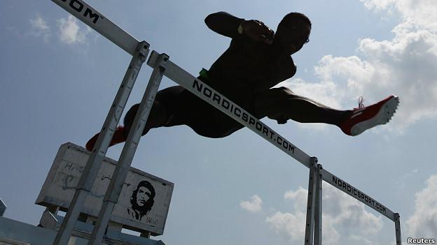 Londres 2012: los secretos de los atletas cubanos