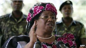 Rais Joyce Banda