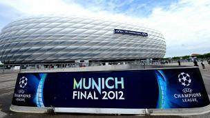 Trận chung kết Champions League 2012