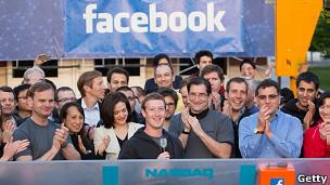 Mark Zuckerberg da inicio a las transacciones