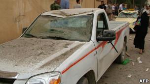 Ledakan bom di Suriah
