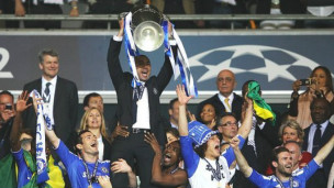 Chelsea vô địch Champions League 2012