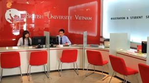 Cơ sở của BUV ở trung tâm Hà Nội