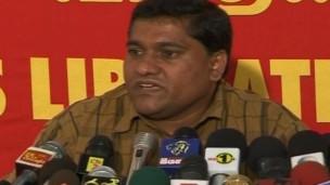 Vijitha Herath, MP