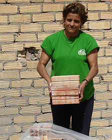 Josefa Romero, ganadora