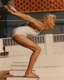 Foto de divulgação de 'Maria Lenk: A Essência do Espírito Olímpico'