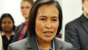 Somaly Mam, nhà hoạt dộng chống nô lệ tình dục