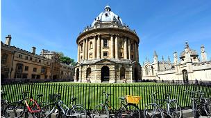 牛津波德林圖書館