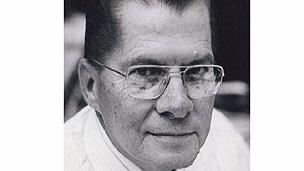 Eugene Polley criou um controle que parecia um secador de cabelos (BBC)