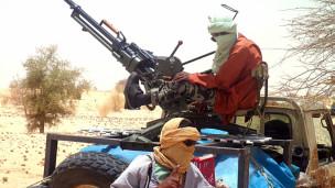 Wapiganaji wa kaskazini mwa Mali