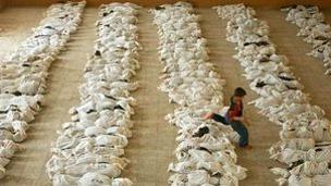 Thi thể các nạn nhân vụ thảm sát ở Houla